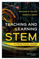 Pdf Teaching and Learning STEM Telecharger