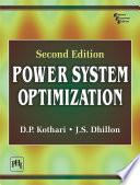 POWER SYSTEM OPTIMIZATION