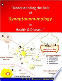 Understanding The Role Of Synapto Immunology In Health Disease  Book PDF