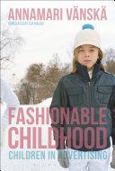 Pdf Fashionable Childhood
