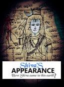 Shiva s Appearance