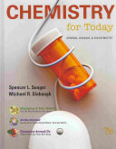 Chemistry for Today  General  Organic  and Biochemistry