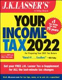 J K  Lasser s Your Income Tax 2022
