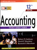 Accounting text cases 12e anthony google books accounting text cases 12e fandeluxe Gallery