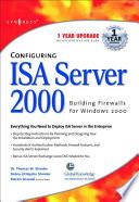 Configuring ISA Server 2000 Book