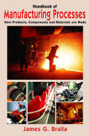 Handbook of Manufacturing Processes Book