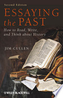 Essaying the Past Book