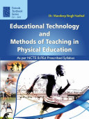 Educational Technology and Methods of Teaching in Physical Education