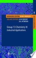 Group 13 Chemistry III Book