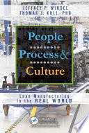 People Process And Culture Book PDF