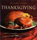 Williams Sonoma Collection  Thanksgiving