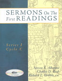 Pdf Sermons on the First Readings: Cycle C