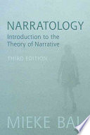 Cover of Narratology