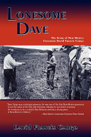 Lonesome Dave  Softcover