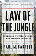 Law of the Jungle ebook