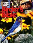 Birder's Bible