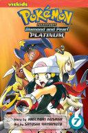 Pok  mon Adventures  Diamond and Pearl Platinum