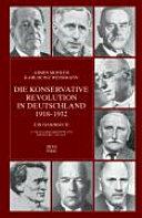 Die Konservative Revolution in Deutschland 1918 - 1932