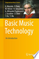 Basic Music Technology