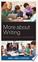 More About Writing