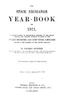 The Stock Exchange Year-book