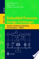 Embedded Processor Design Challenges Book
