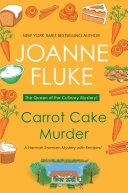 Carrot Cake Murder Book
