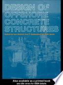Design Of Offshore Concrete Structures