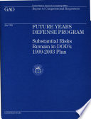 Future Years Defense Program