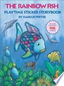 The Rainbow Fish Playtime Sticker Storybook
