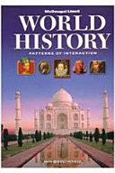 World History  Patterns of Interaction