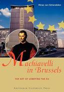 Machiavelli in Brussels