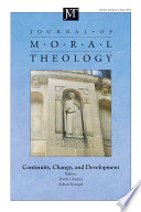 Journal of Moral Theology  Volume 10  Issue 2 Book