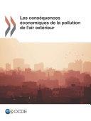 Les conséquences économiques de la pollution de l'air extérieur Pdf/ePub eBook