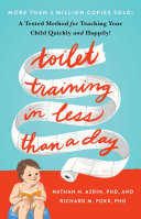Toilet Training in Less Than a Day Pdf/ePub eBook