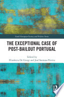 The Exceptional Case Of Post Bailout Portugal