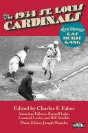 The 1934 St  Louis Cardinals