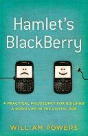 Hamlet's BlackBerry [Pdf/ePub] eBook