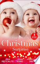 Their Twin Christmas Surprise  Twins for a Christmas Bride   Expecting a Christmas Miracle   Twins Under His Tree