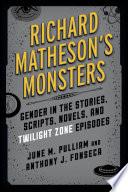 Richard Matheson s Monsters Book