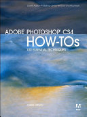 Adobe Photoshop CS4 How-Tos
