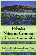 Balancing Nature and Commerce in Gateway Communities