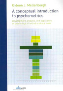 A Conceptual Introduction to Psychometrics