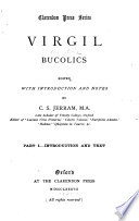 Virgil, Bucolics: Introduction and text
