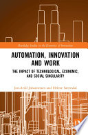Automation, Innovation and Work