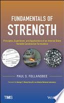 Fundamentals of Strength Pdf/ePub eBook