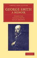 George Smith, a Memoir