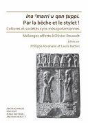 Pdf Par la bêche et le stylet! Cultures et sociétés syro-mésopotamiennes Telecharger