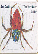 The Very Busy Spider CD1     TAPE1                               Best Combo Boardbook 17