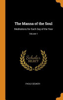 Read Online The Manna of the Soul For Free